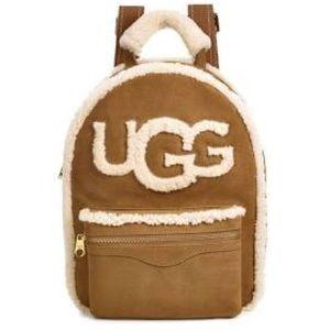 UGG Dannie Sheepskin Backpack